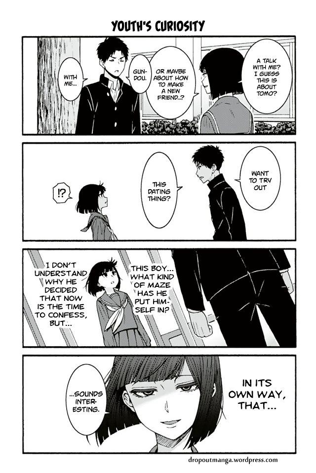 Tomo-chan wa Onnanoko! 689: Youth's Curiosity at MangaFox