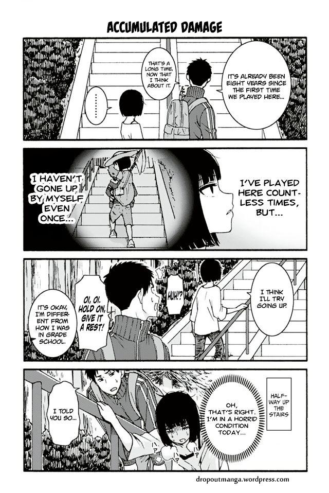Tomo-chan wa Onnanoko! 702: Accumulated Damage at MangaFox