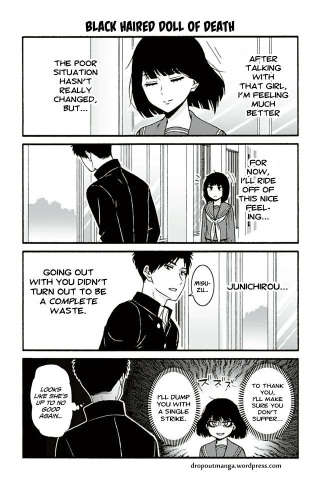 Tomo-chan wa Onnanoko! 708: Black Haired Doll Of Death at MangaFox