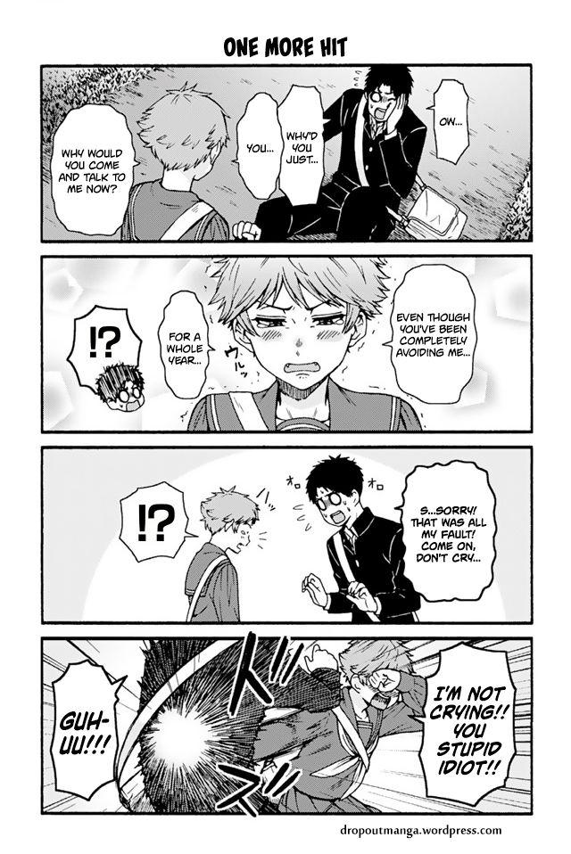 Tomo-chan wa Onnanoko! 716: One More Hit at MangaFox