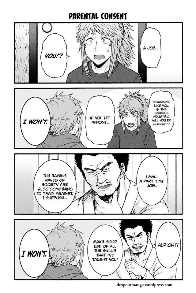 Tomo-chan wa Onnanoko! 731: Parental Consent at MangaFox