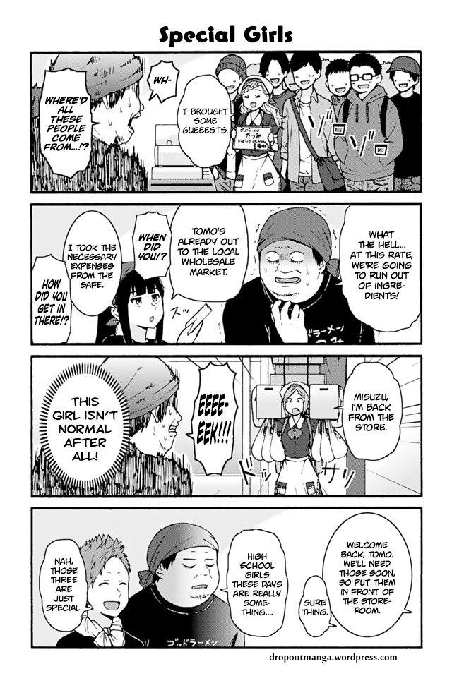 Tomo-chan wa Onnanoko! 742: Special Girls at MangaFox