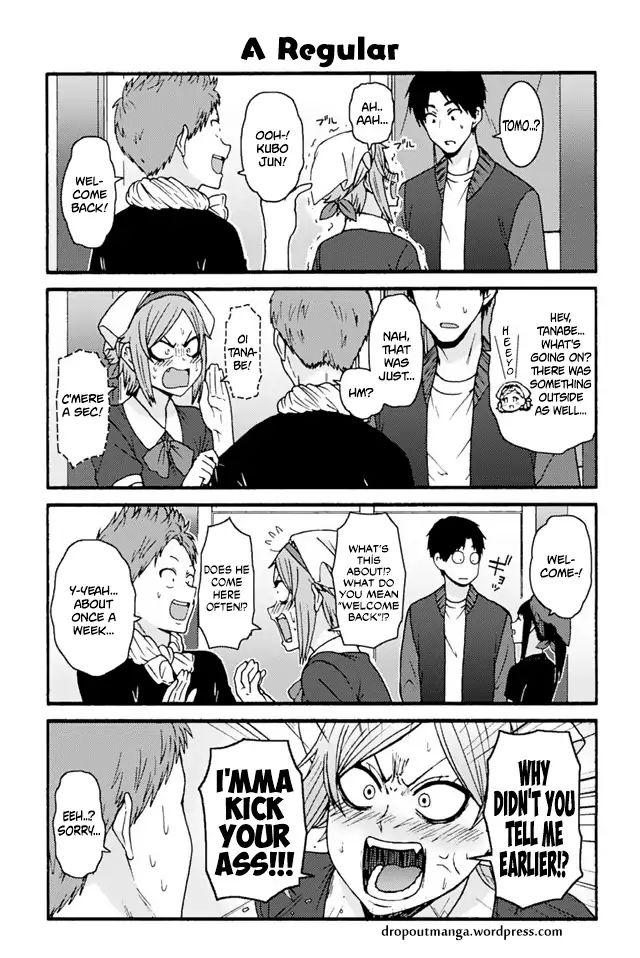 Tomo-chan wa Onnanoko! 745: A Regular at MangaFox