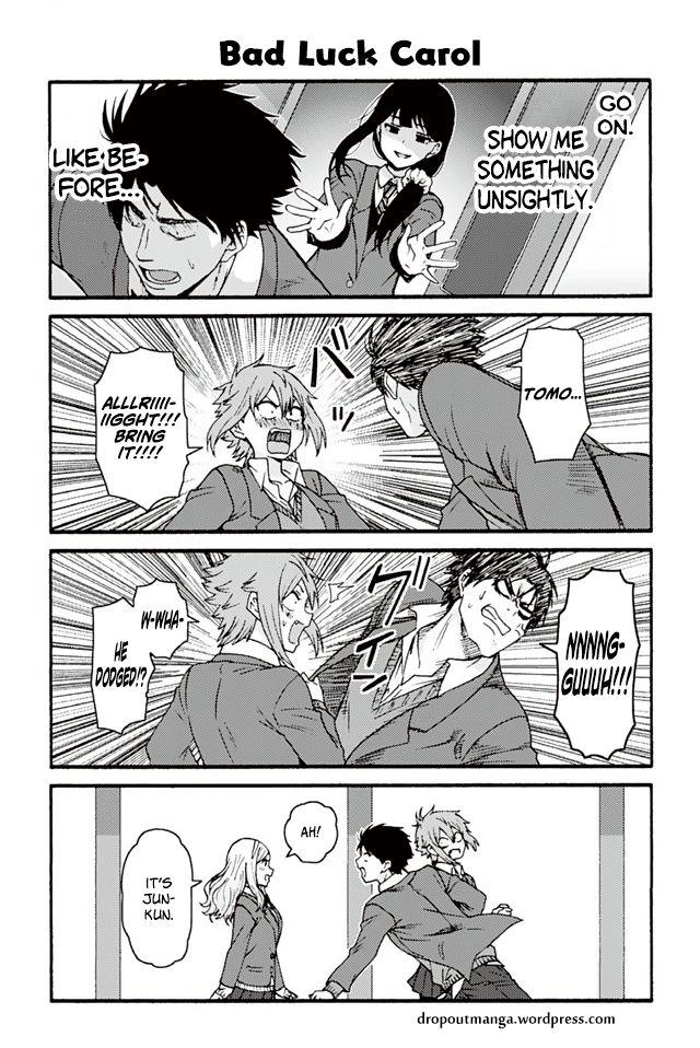 Tomo-chan wa Onnanoko! 763: Bad Luck Carol at MangaFox
