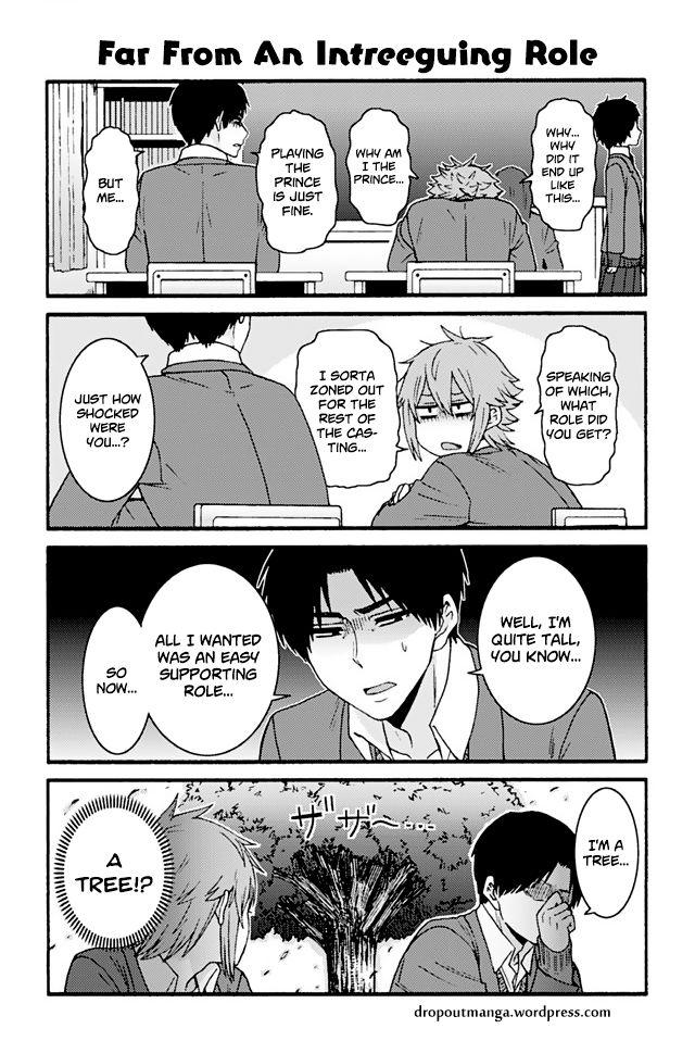 Tomo-chan wa Onnanoko! 782: Far From An Intreeguing Role at MangaFox