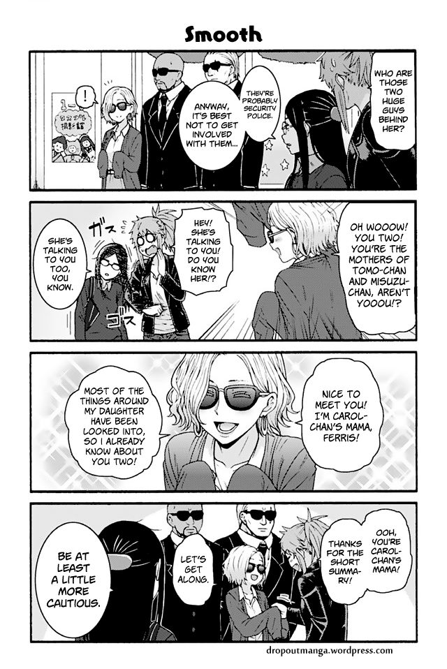 Tomo-chan wa Onnanoko! 808: smooth at MangaFox