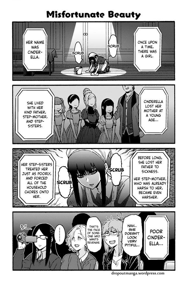 Tomo-chan wa Onnanoko! 810: misfortunate beauty at MangaFox