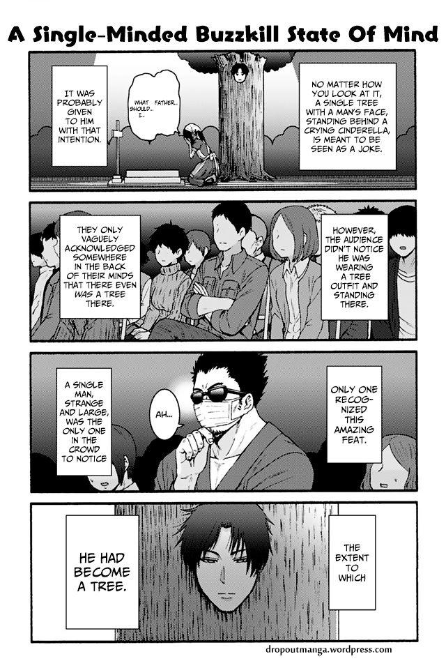 Tomo-chan wa Onnanoko! 812: A Single-Minded Buzzkill State Of Mind at MangaFox