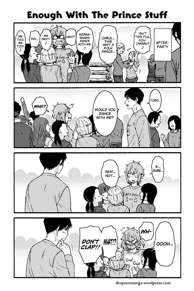 Tomo-chan wa Onnanoko! 824: Enough With The Prince Stuff at MangaFox