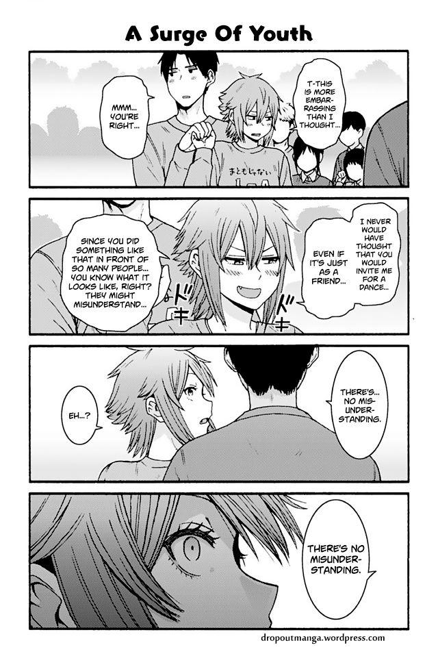 Tomo-chan wa Onnanoko! 827: A Surge Of Youth at MangaFox