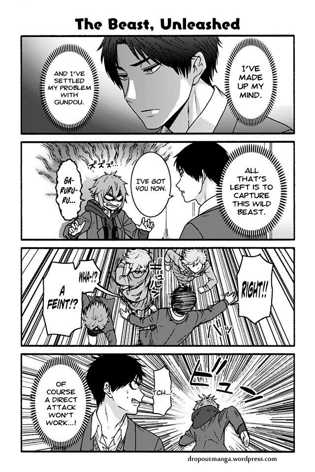 Tomo-chan wa Onnanoko! 850: The Beast, Unleashed at MangaFox