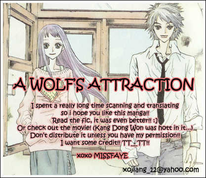 A Wolf's Attraction 5: Aha~ It Has Started Then~~ at MangaFox.la
