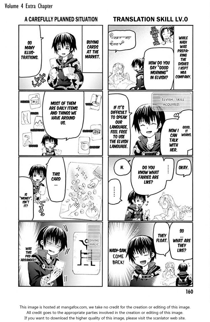 Death March kara Hajimaru Isekai Kyousoukyoku 24.5: Extra Chapter at MangaFox