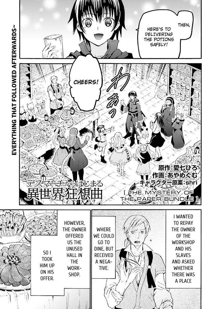 Death March kara Hajimaru Isekai Kyousoukyoku 43 at MangaFox