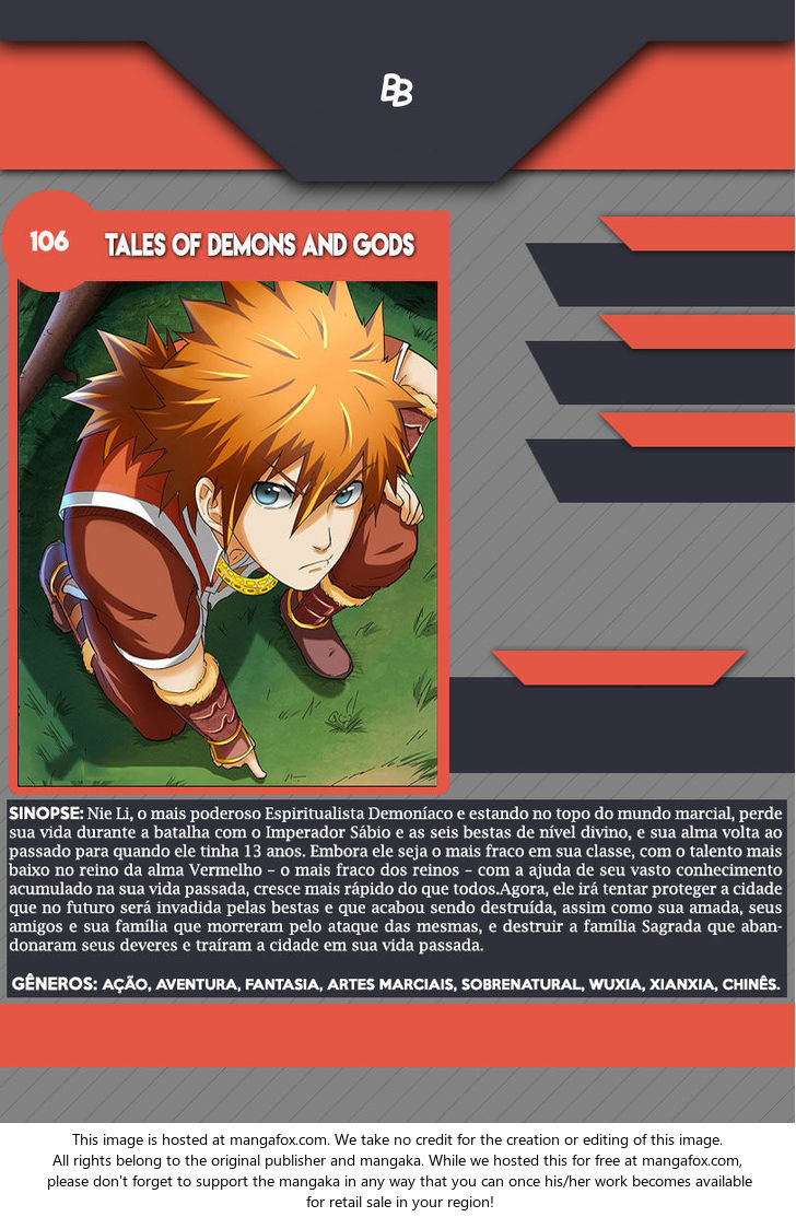 Tales of Demons and Gods 106: Victory at MangaFox