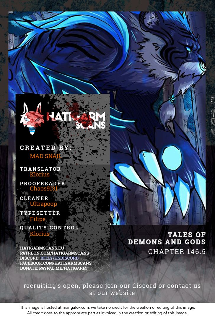 Tales of Demons and Gods 146.5: The Universal Spatial Array [Part 2] at MangaFox.la