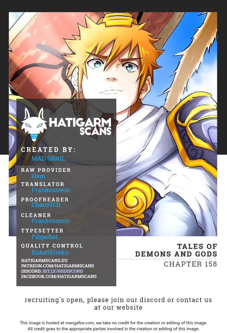 Tales of Demons and Gods 158 at MangaFox