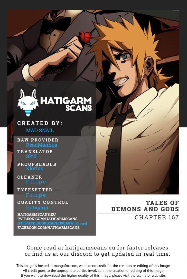Tales of Demons and Gods 167 at MangaFox