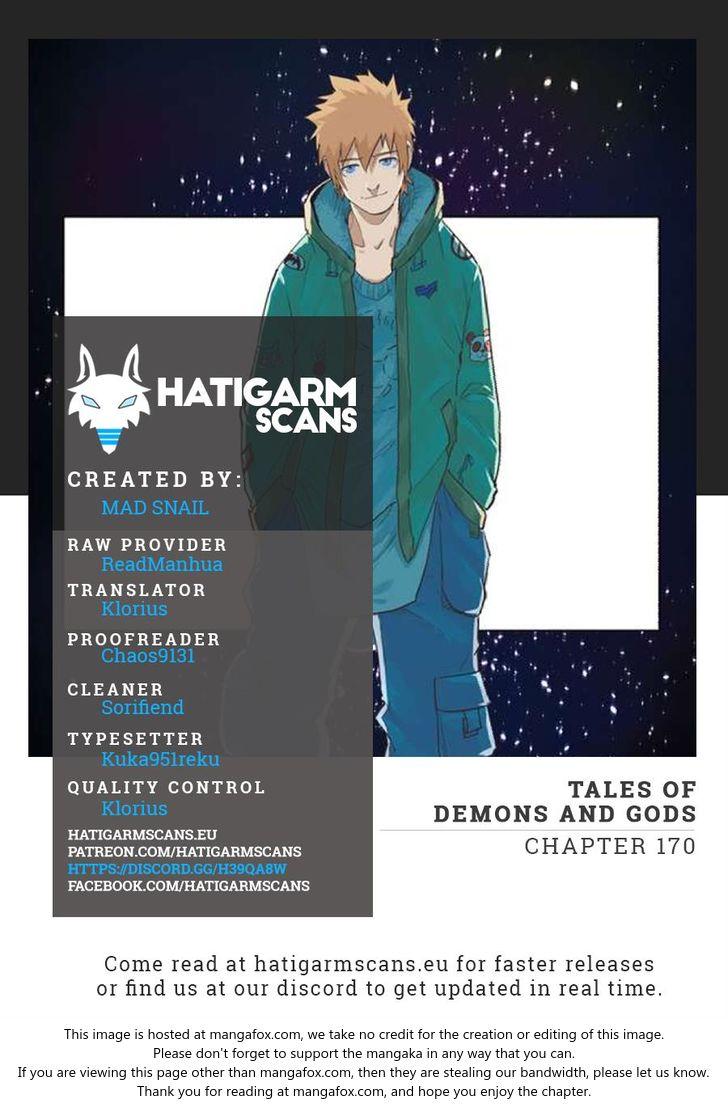 Tales of Demons and Gods 170 at MangaFox