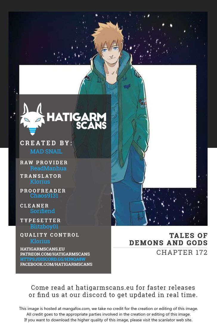 Tales of Demons and Gods 172 at MangaFox