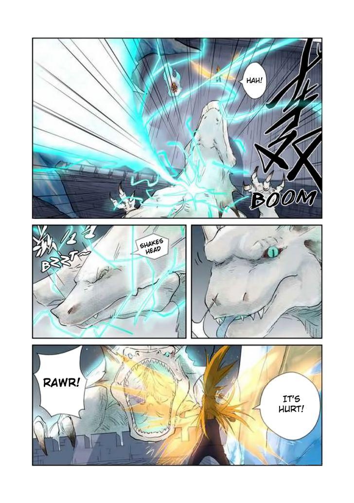 Tales of Demons and Gods 181.5 at MangaFox