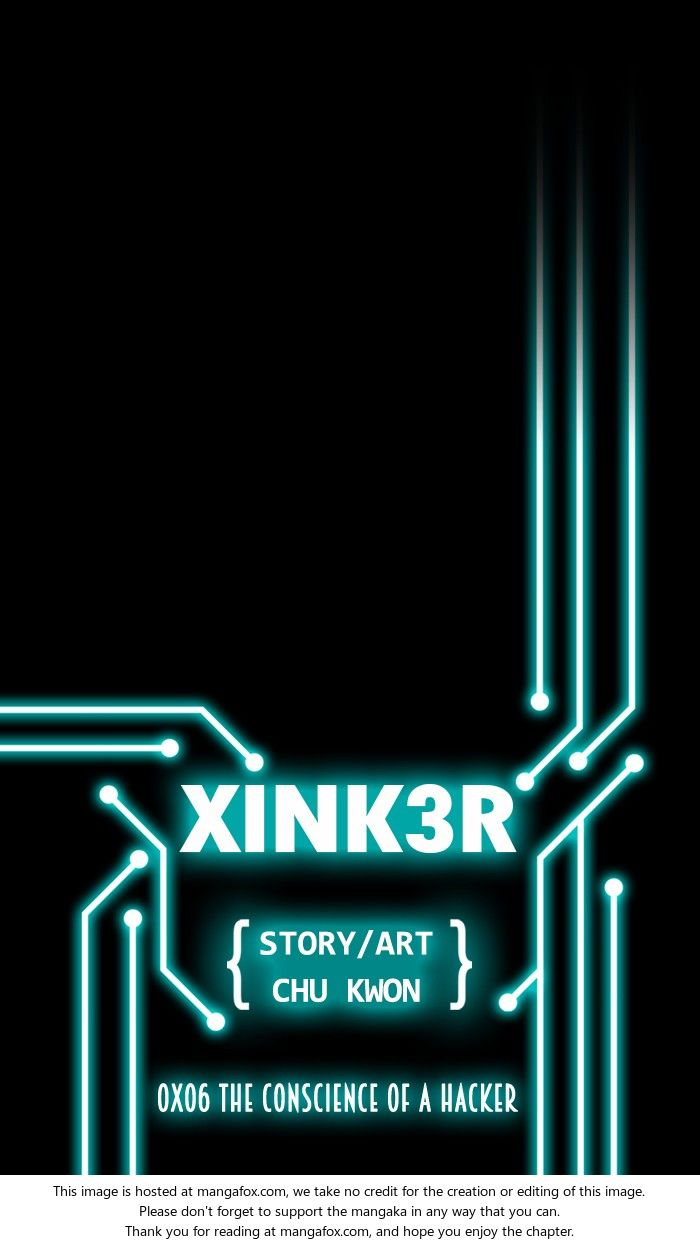 XINK3R 6: 0x06 - The Conscience of A Hacker at MangaFox.la