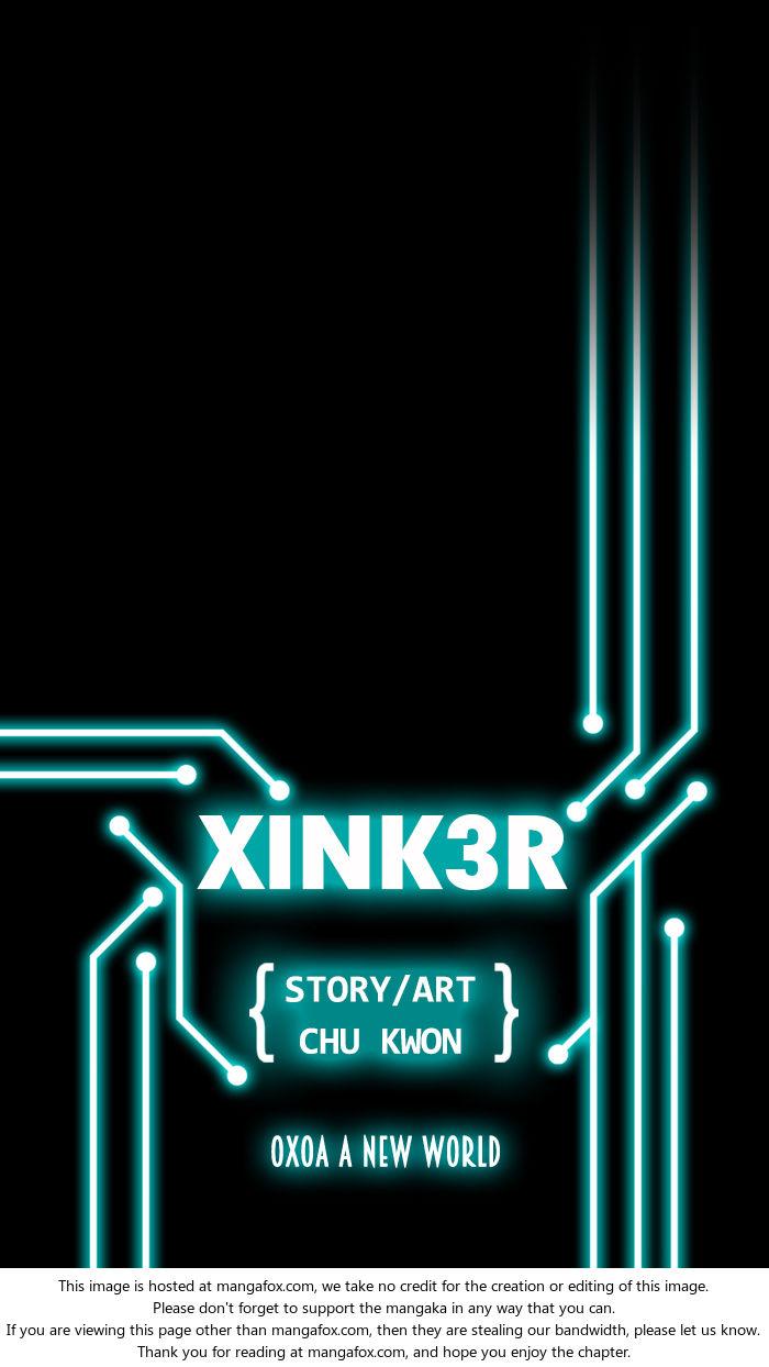 XINK3R 10: 0x0A - A New World at MangaFox.la