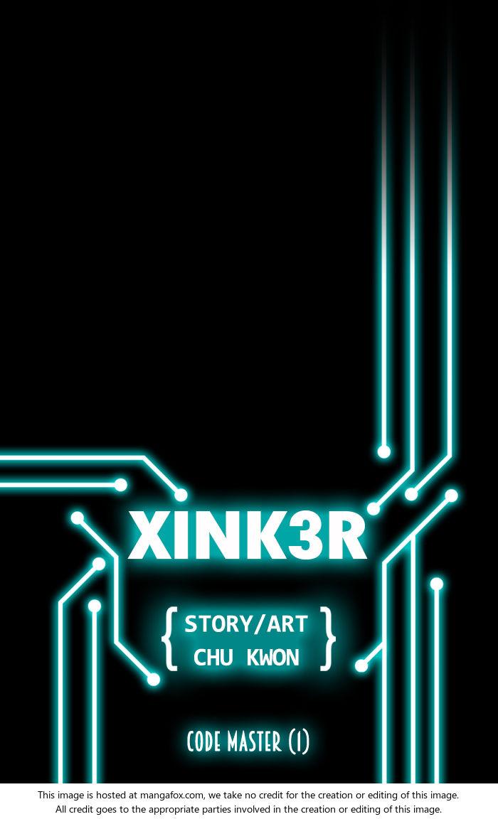XINK3R 19: 0x13 - Code Master (1) at MangaFox.la
