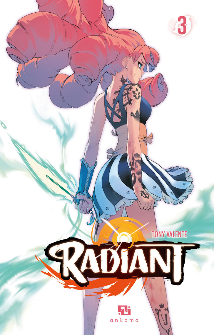 Radiant 13: When Rumble Town Will Collapse at MangaFox
