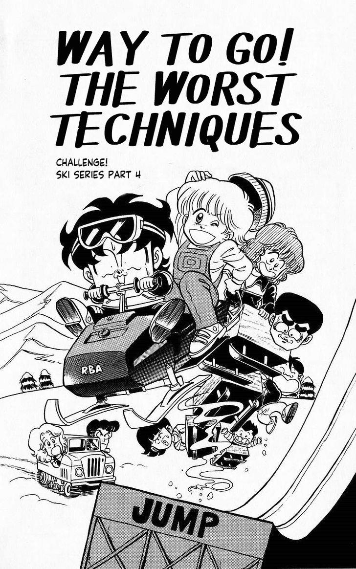 3-nen Kimengumi 72: Way to Go! The Worst Techniques at MangaFox