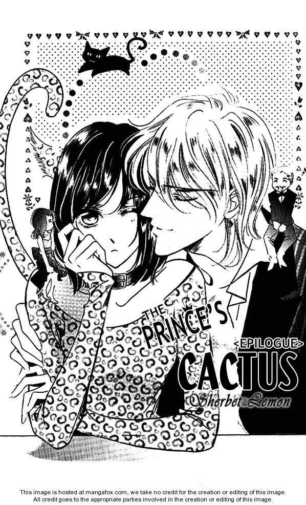 The Prince's Cactus 8.5: Epilogue at MangaFox.la