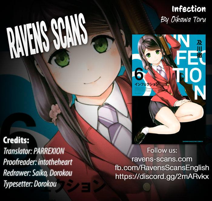 Infection 48 at MangaFox