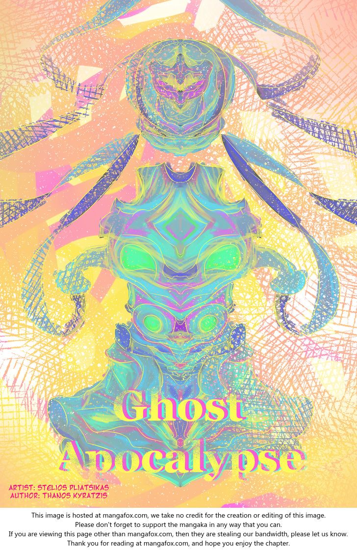GhostApocalypse 11: Morlan at MangaFox