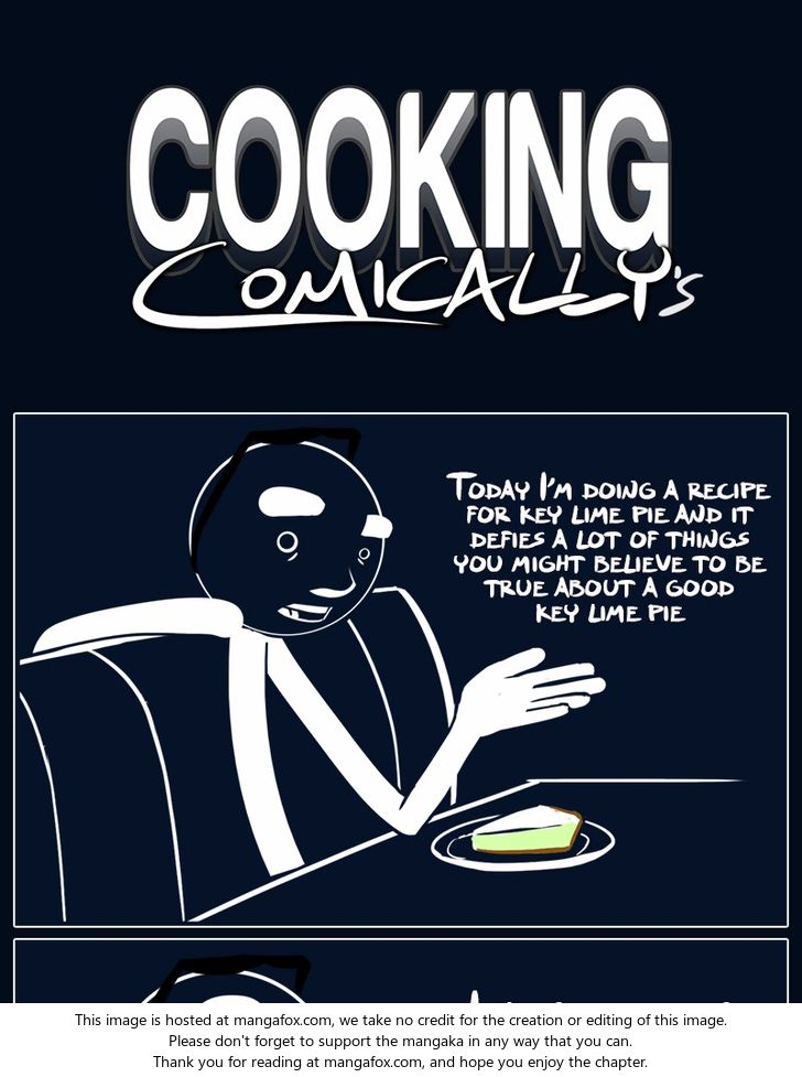 Cooking Comically 9: Keyish Lime Pie at MangaFox.la