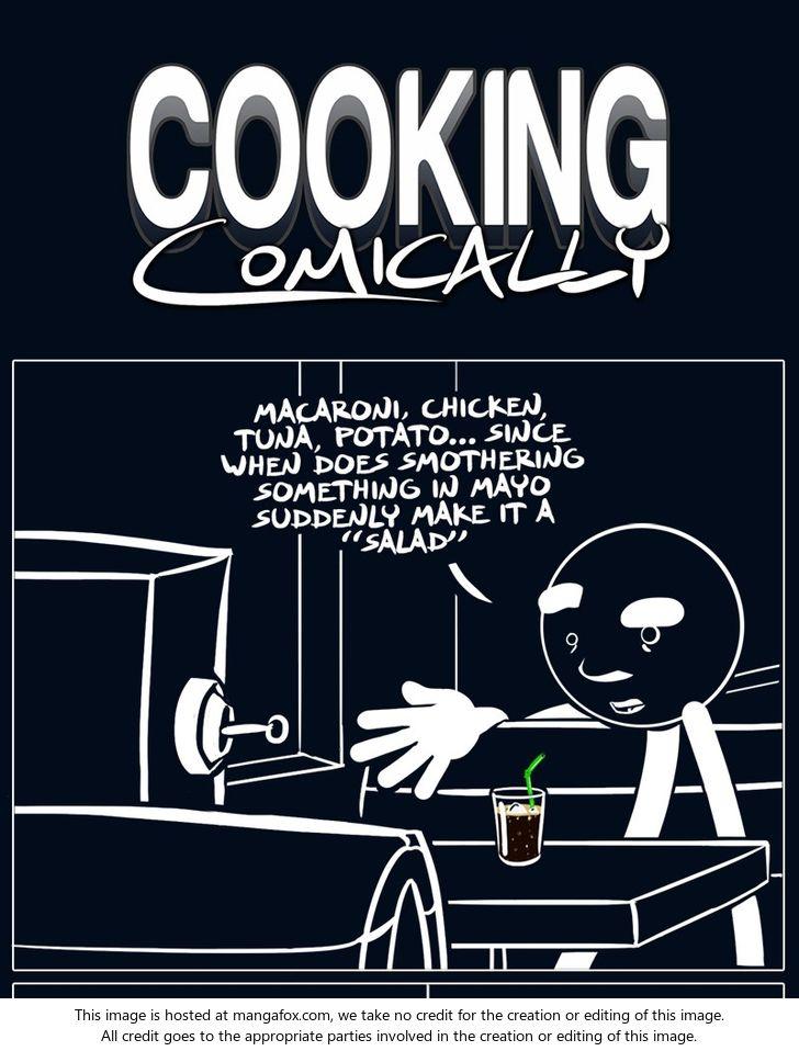 Cooking Comically 21: That Potato Salad at MangaFox.la