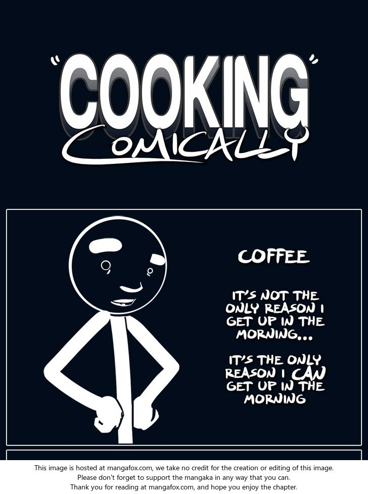 Cooking Comically 22: Hot Day Cold Brew at MangaFox.la