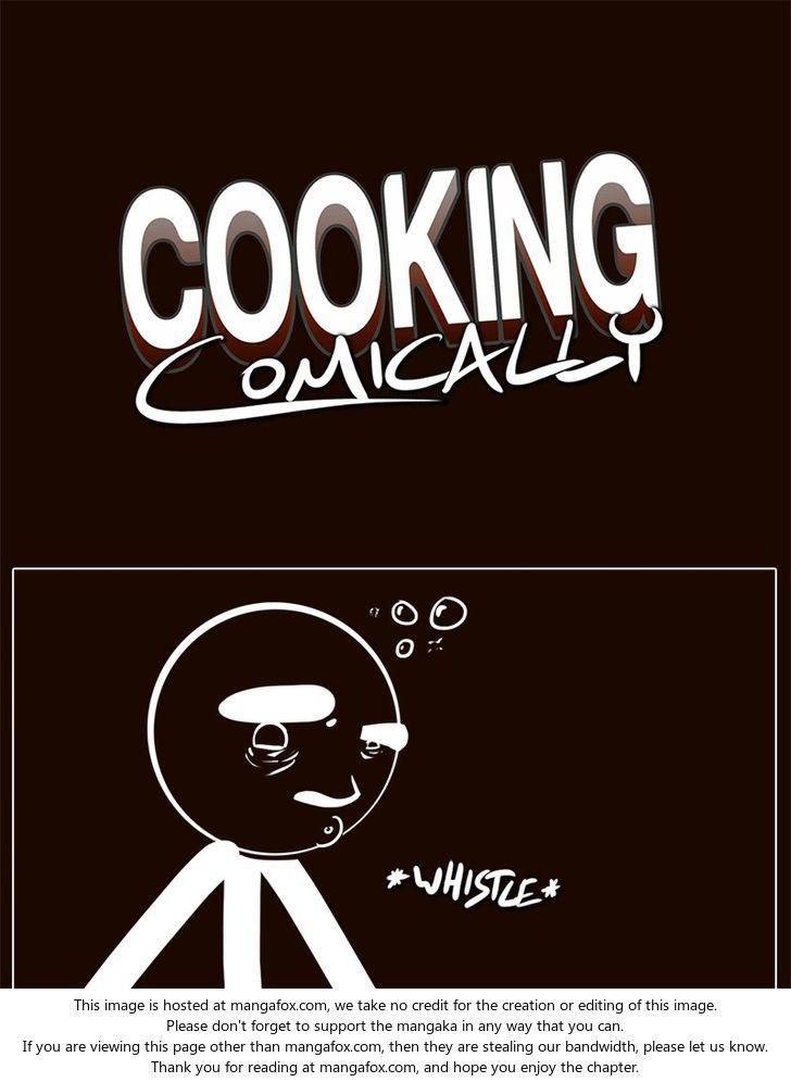 Cooking Comically 41: Breans at MangaFox.la