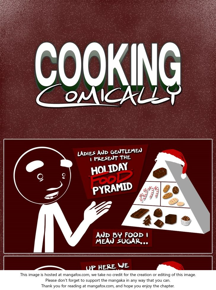 Cooking Comically 46: Fudge at MangaFox.la
