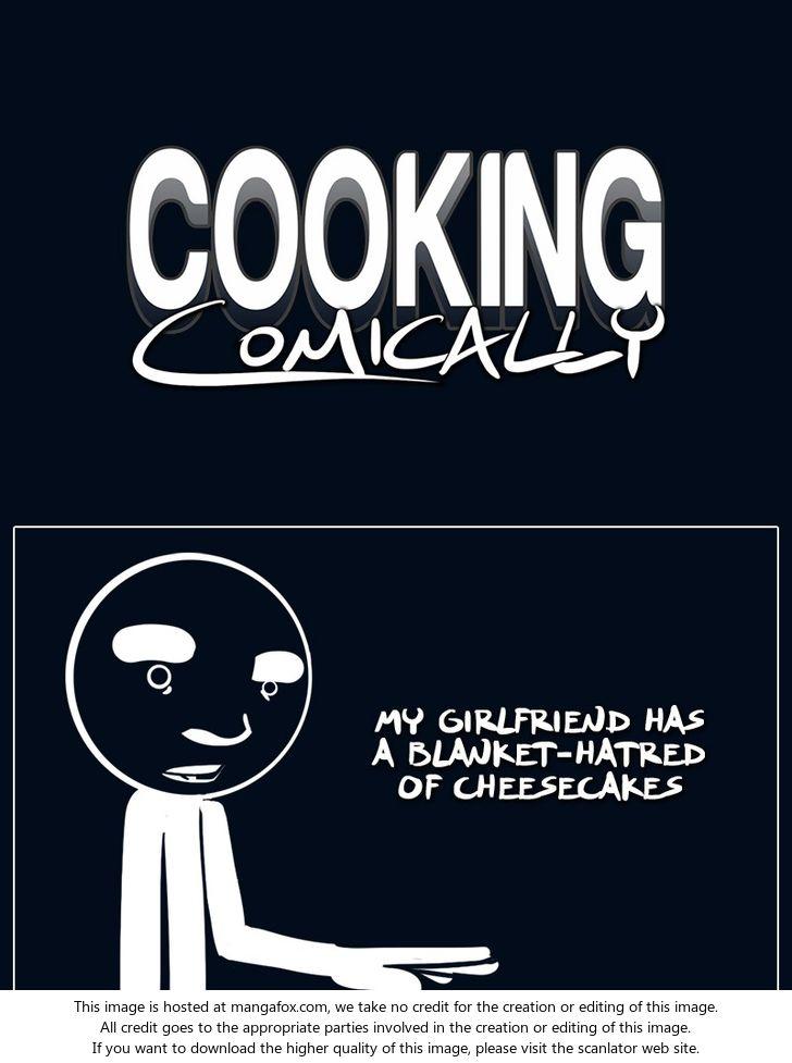 Cooking Comically 53: Mom's Classic Cheesecake at MangaFox.la