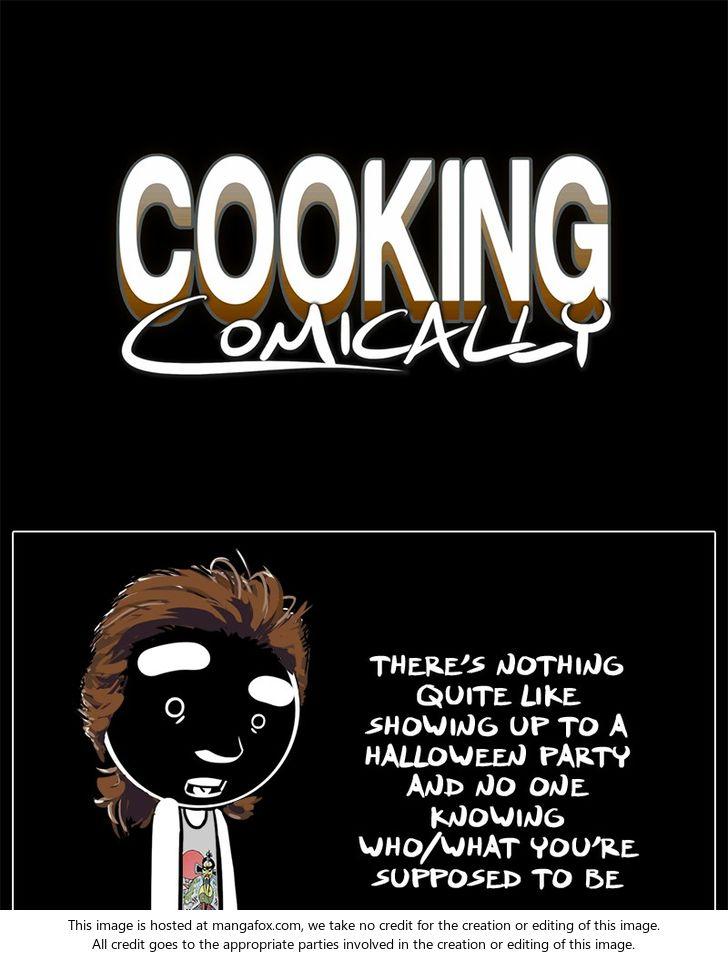 Cooking Comically 91 at MangaFox.la