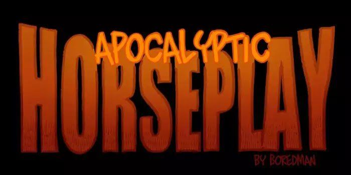 Apocalyptic Horseplay 116 at MangaFox