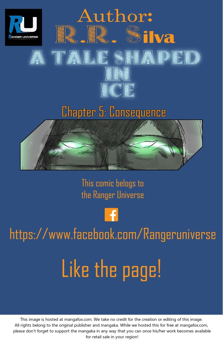 A Tale shaped in Ice 5: Consequence at MangaFox