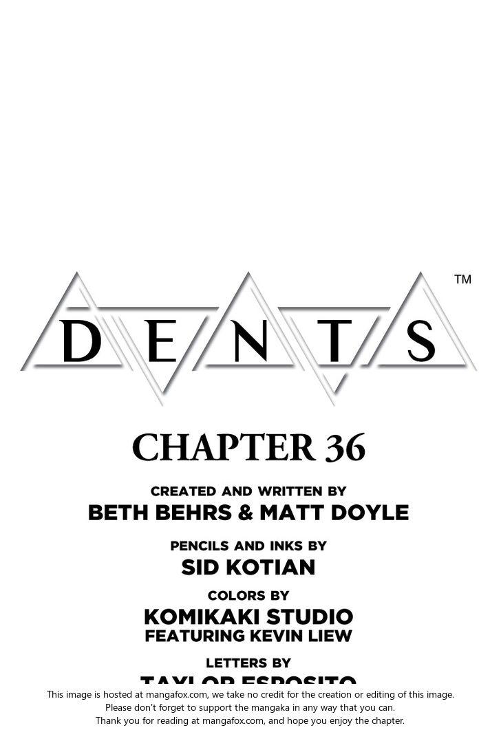 Dents 37 at MangaFox.la