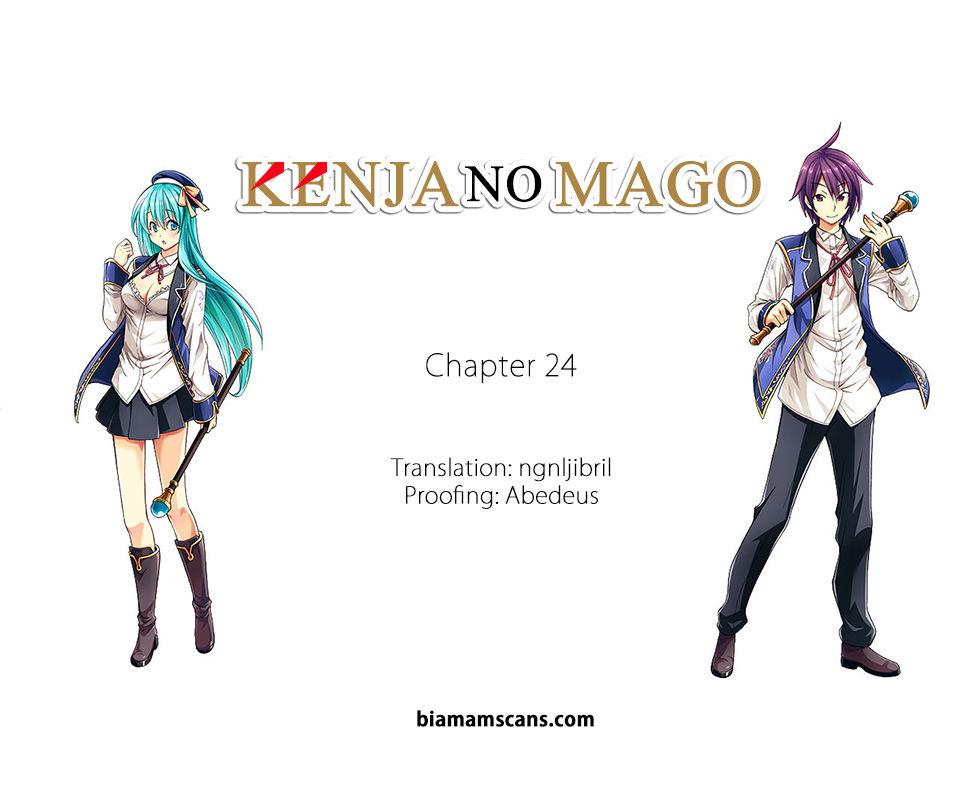 Kenja no Mago 24 at MangaFox