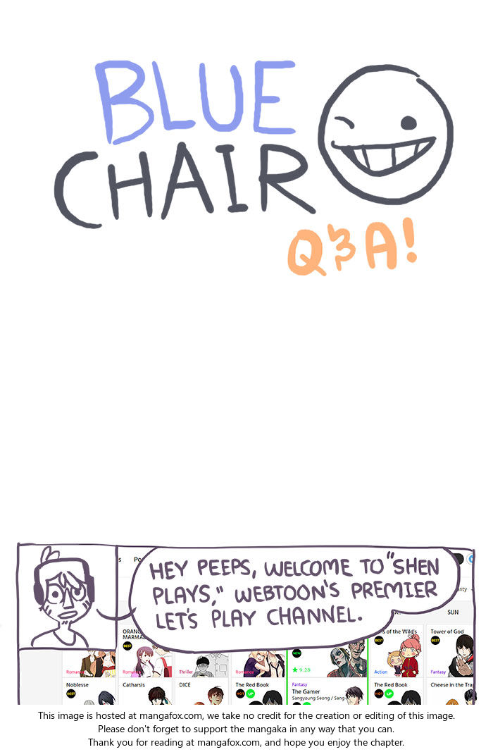 Bluechair 102.5: Q&A #24 In the Past at MangaFox.la