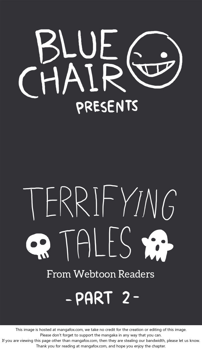 Bluechair 112.5: Q&A #29 Terrifying Tales Pt. 2 at MangaFox.la