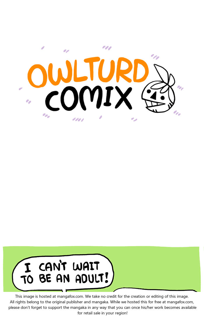Bluechair 186.6: Owlturd #13 That's Just Messed Up at MangaFox.la