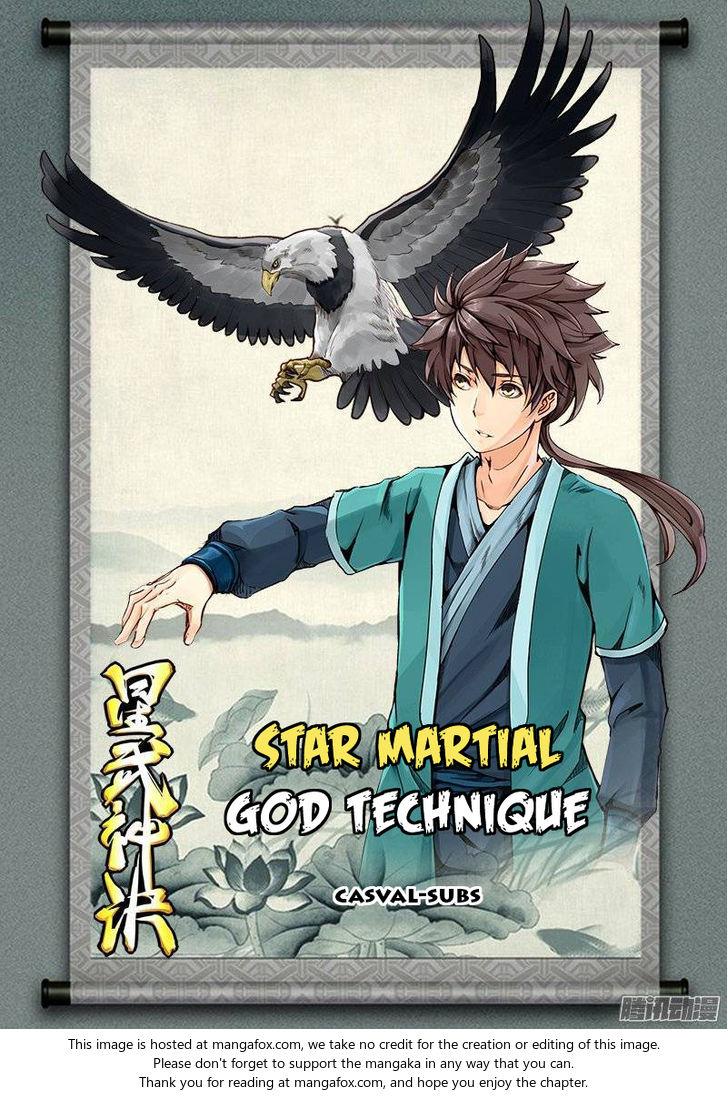 Star Martial God Technique 29: Landslide at MangaFox