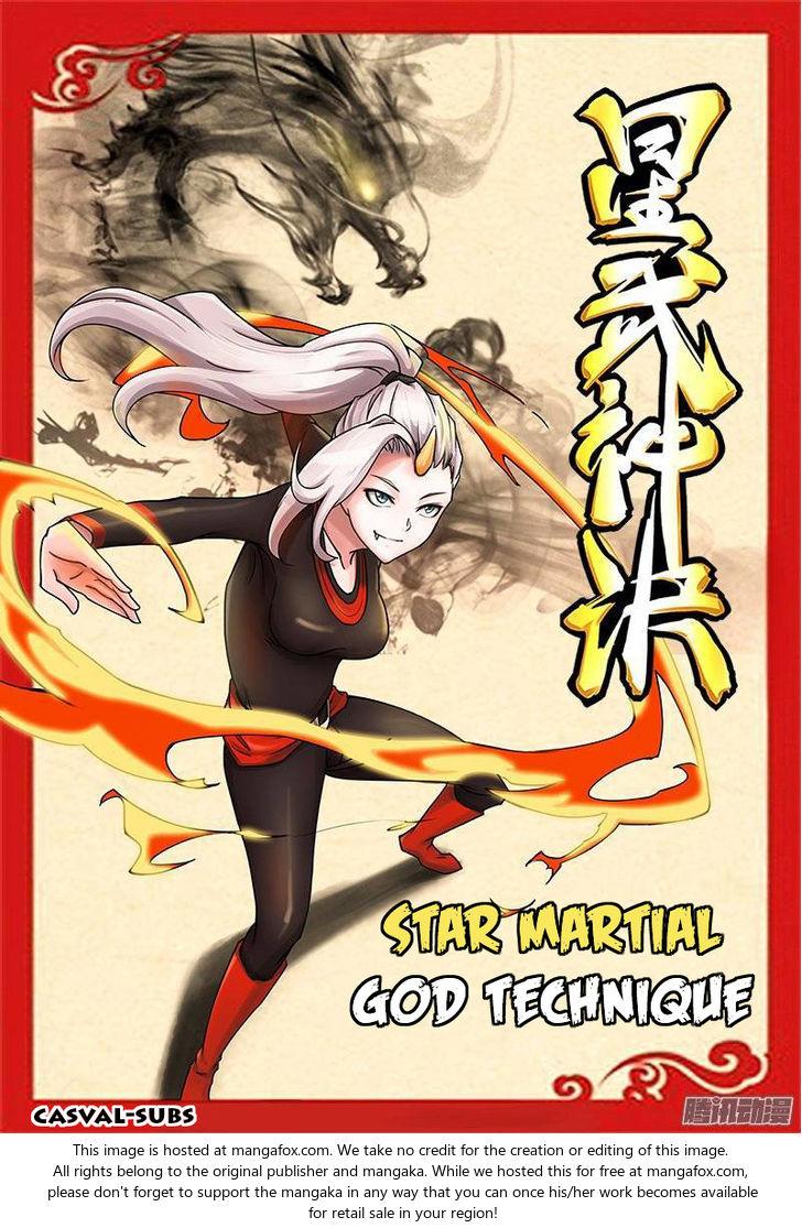 Star Martial God Technique 33: Heavenly Eye Breaker at MangaFox