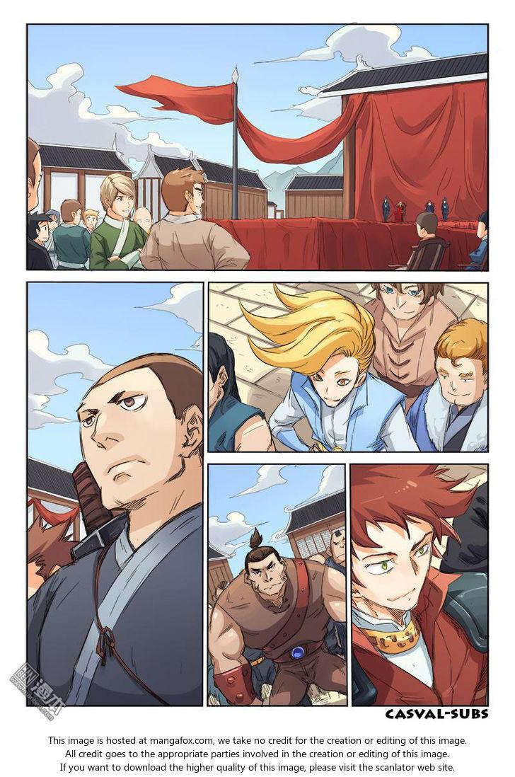 Star Martial God Technique 96: Martial Arts Tournament at MangaFox